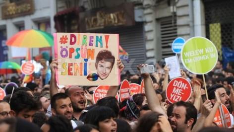 Ankara Pride March 2013