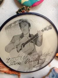 Elvis pin