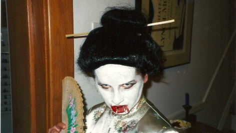 HJ Vampire Geisha #2
