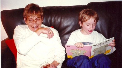 Shirley & Harry Reading 1997