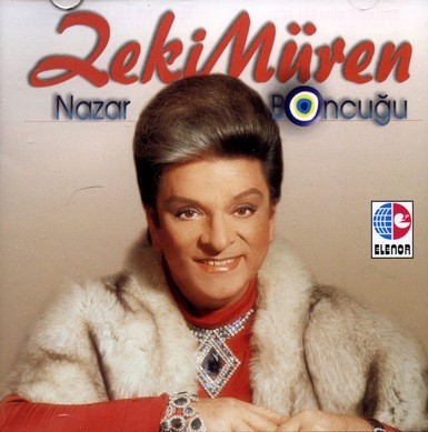 Zeki Muren Album Cover