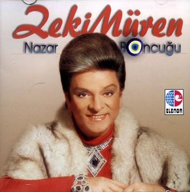 Zeki Muren Album Cover