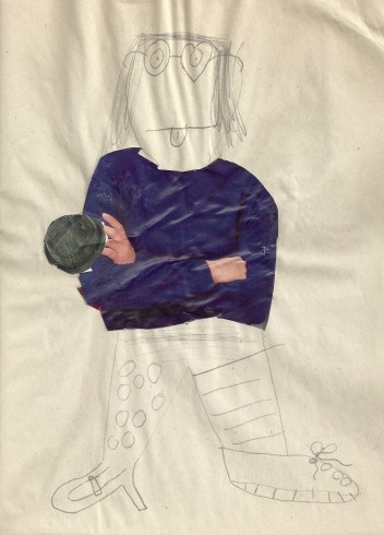 Self-Portrait, by Harry, 1996