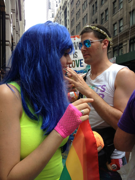 I can't wait for the NYC Pride Parade 2014!
