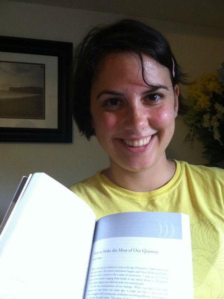 Sarah Prager, Creator of Quist
