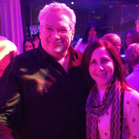 Harvey Fierstein & Me at WNYC's Jerome L. Greene Space, March 2013