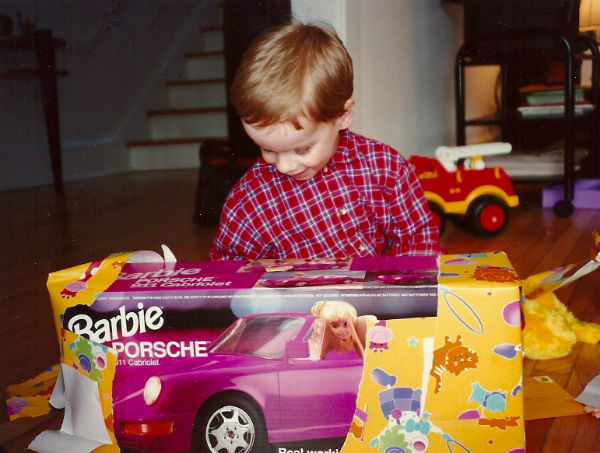 No gender stereotypes for my kid, 1993