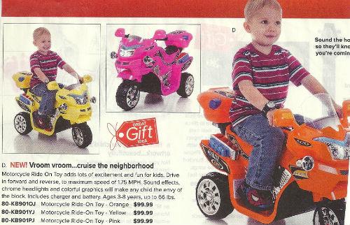 Skymall cruiser toys 2013 SIZED