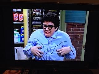 """SNL's androgynous """"Pat"""""""