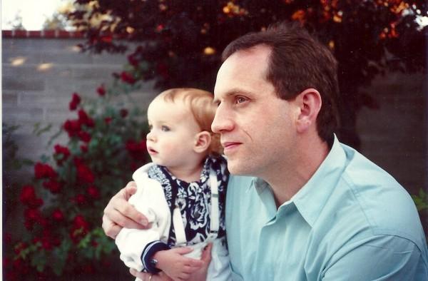 HJ & Ken Fave profile shot AZ 1991