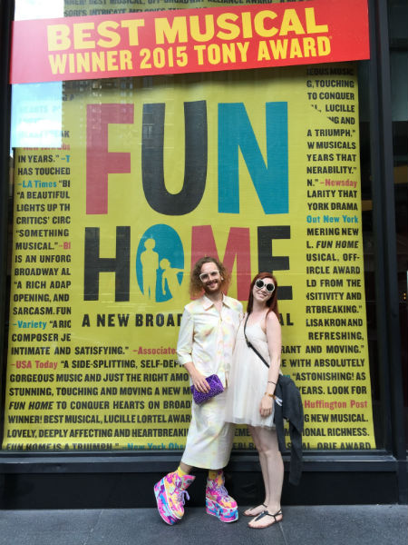 HJ & Naomi Fun Home SIZED