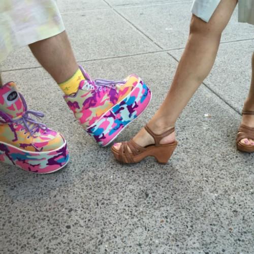 HJ&Me shoes SIZED