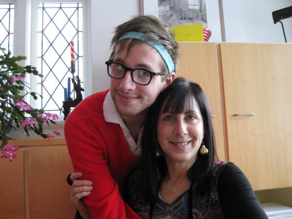 Harry & me, Christmas 2008