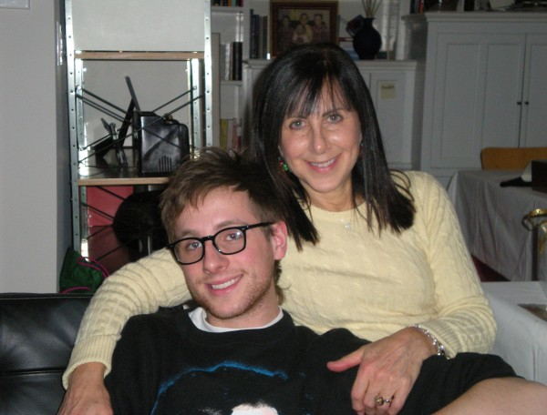 Harry & me, Christmas 2008