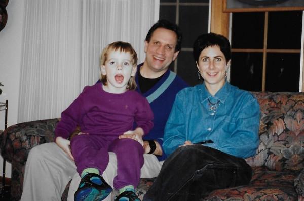 HJ Ken & Me Thanksgiving MN 1994