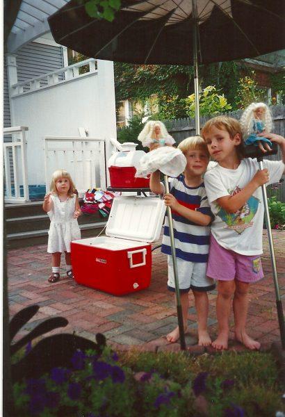 The cousins, 1996
