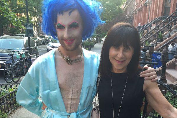 My NYC Pride weekend: Amber performs, rainbows wave & love wins.