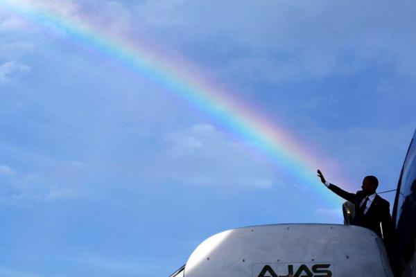 President Obama's letter to moms of LGBTQ kids.