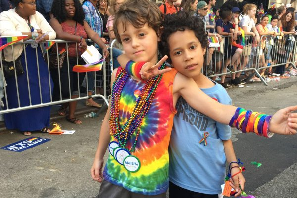 Transgender kids are changing the world.