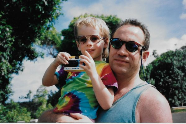 The fierce dads of gender nonconforming kids.