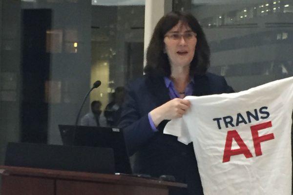 A Transgender Air Force?
